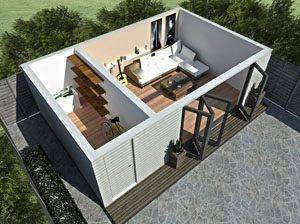 smart living spaces granny annexe